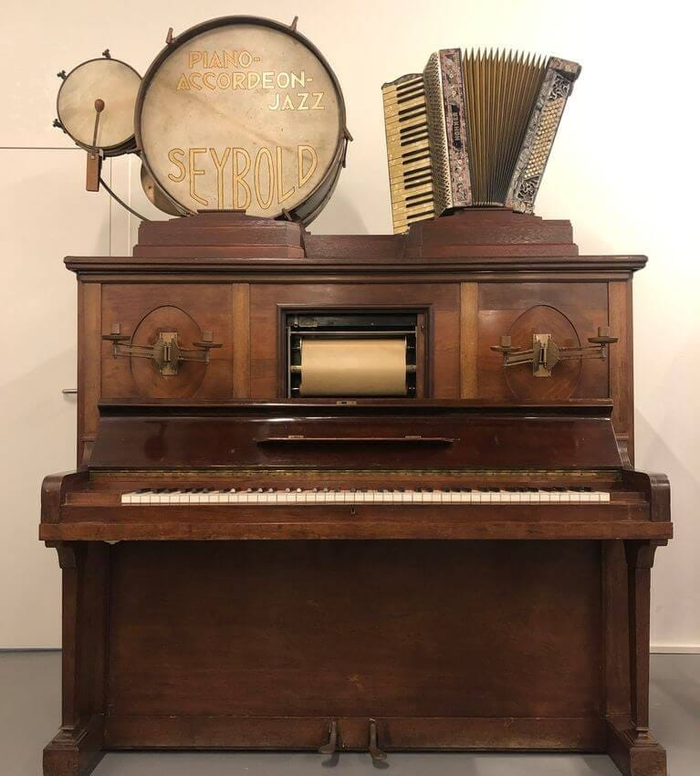 Seybold Piano Accordeon Jazz