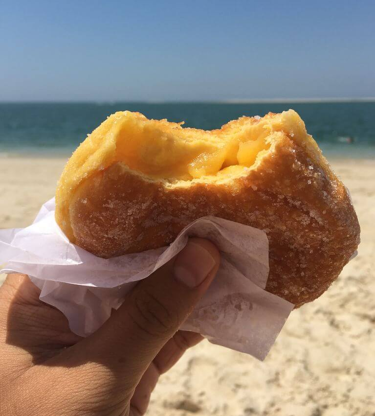 Bola de Berlim Praia Setubal Featured