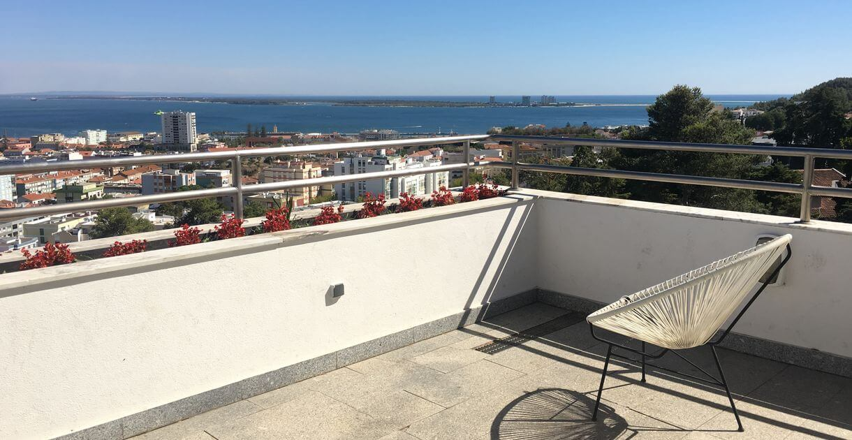 Rooftop Hotel do Sado Setubal