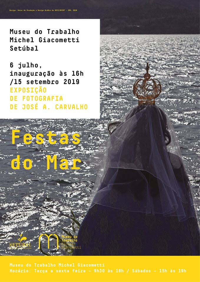 Festas do Mar Cartaz - Setubal