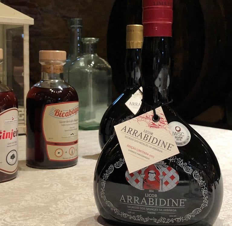 Licor Arrabidine Lima Fortuna Featured