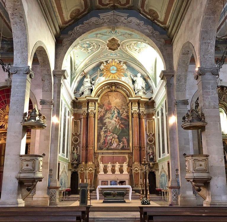 Igreja Sao Juliao Setubal Featured