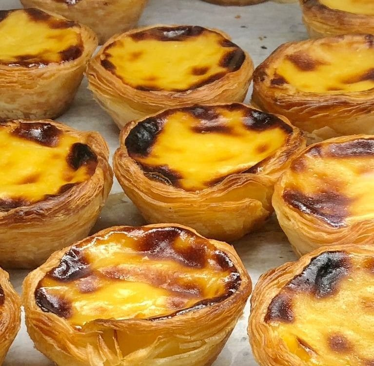 Mafraria Pastel de Nata Featured