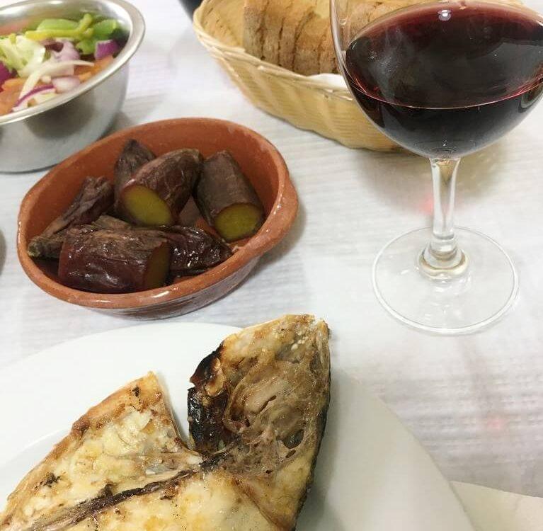Restaurante Agua Salgada Setubal Featured