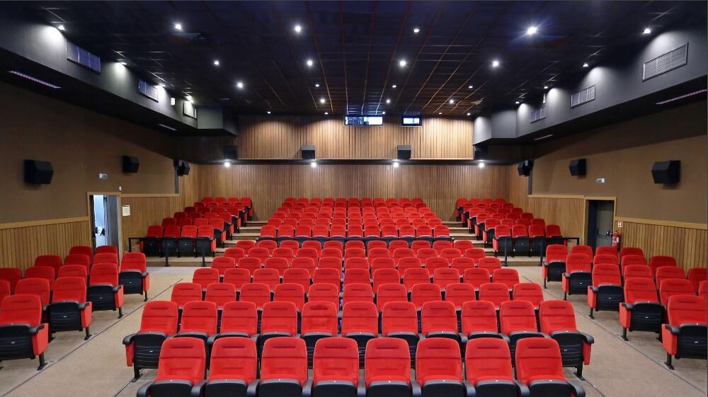 Auditorio Municipal Cinema Charlot Setubal