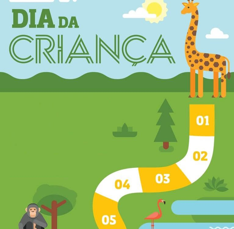 Dia da Crianca Cartaz - Alegro Setubal Featured