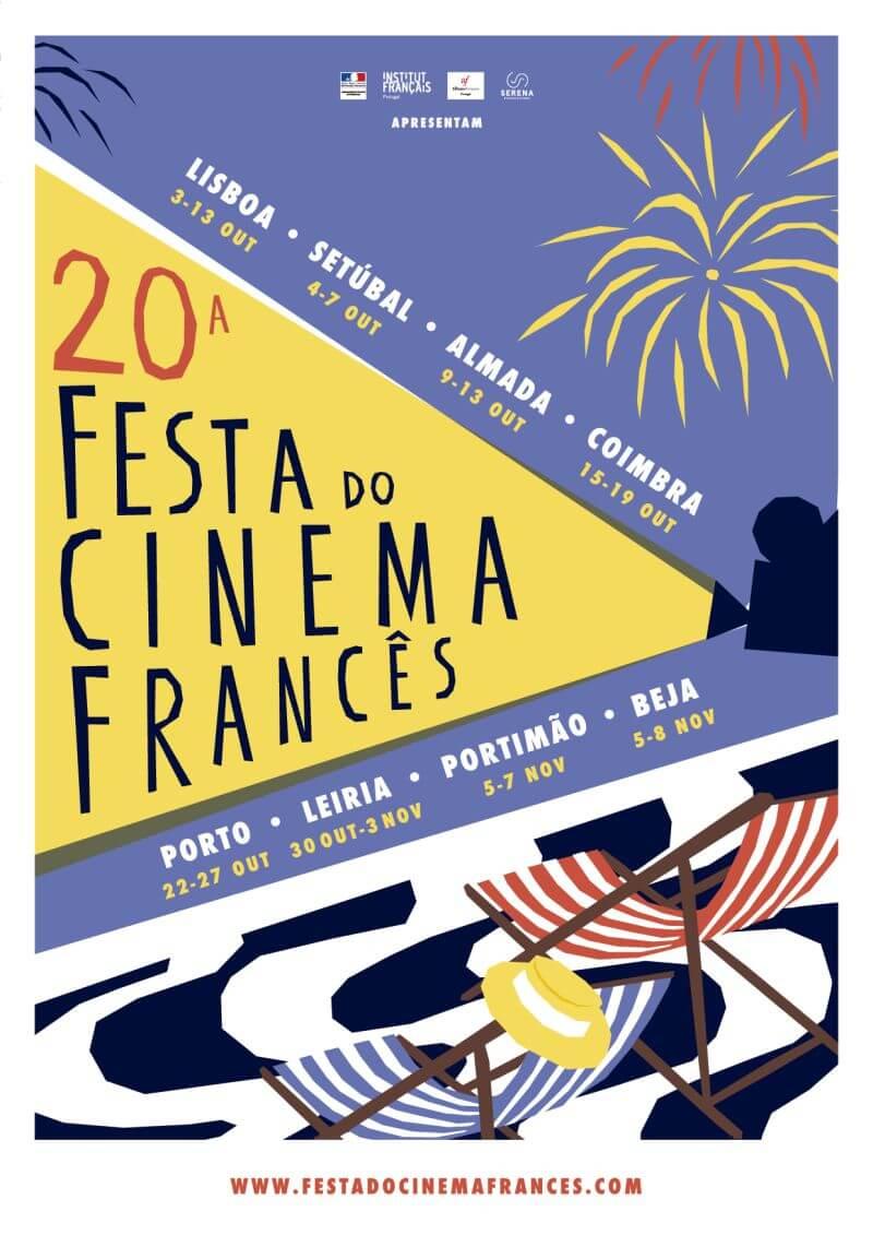 20a Festa do Cinema Frances - Cartaz