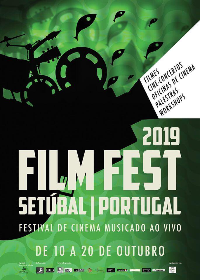 Cinema Musicado - Film Fest Setubal - Cartaz