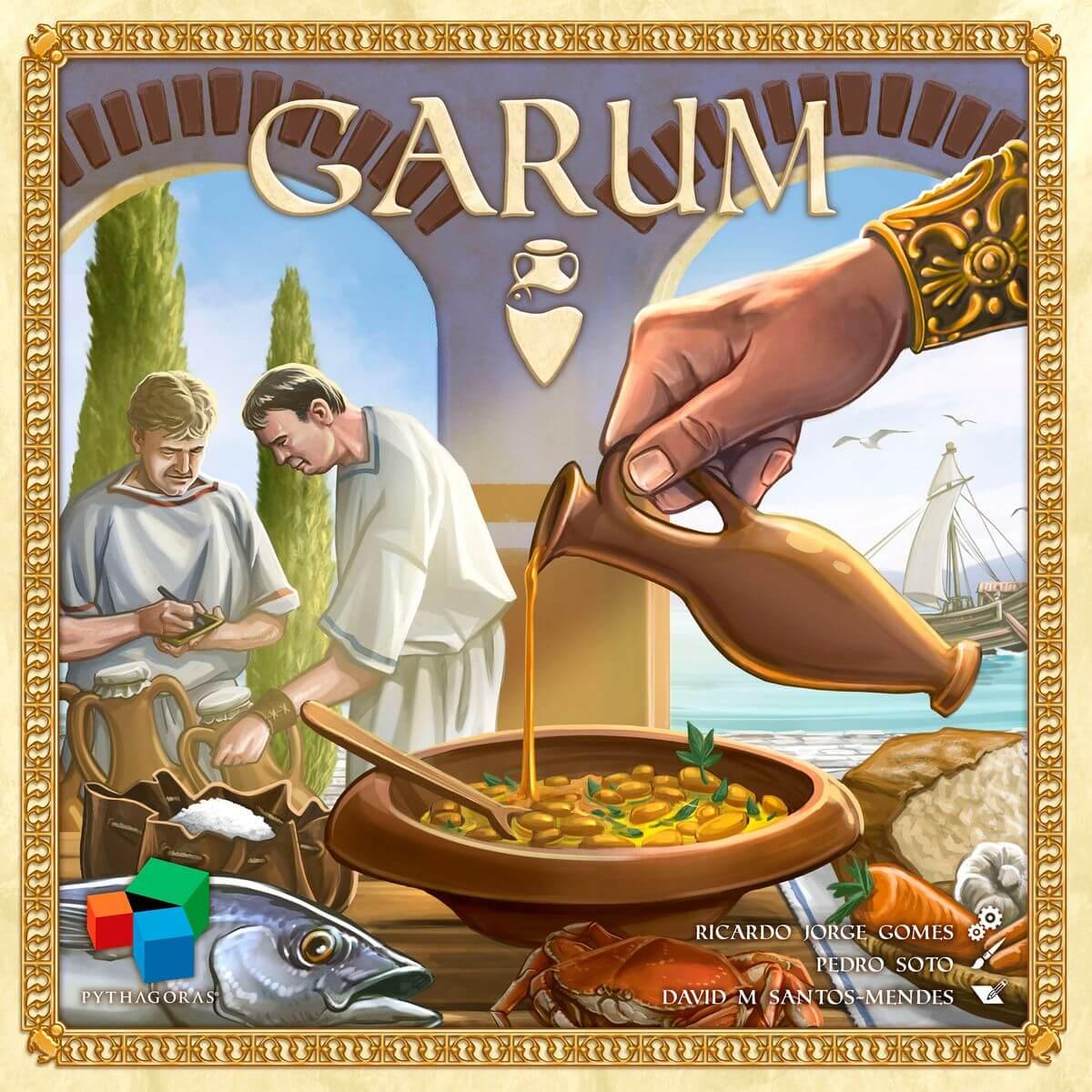 GARUM Jogo