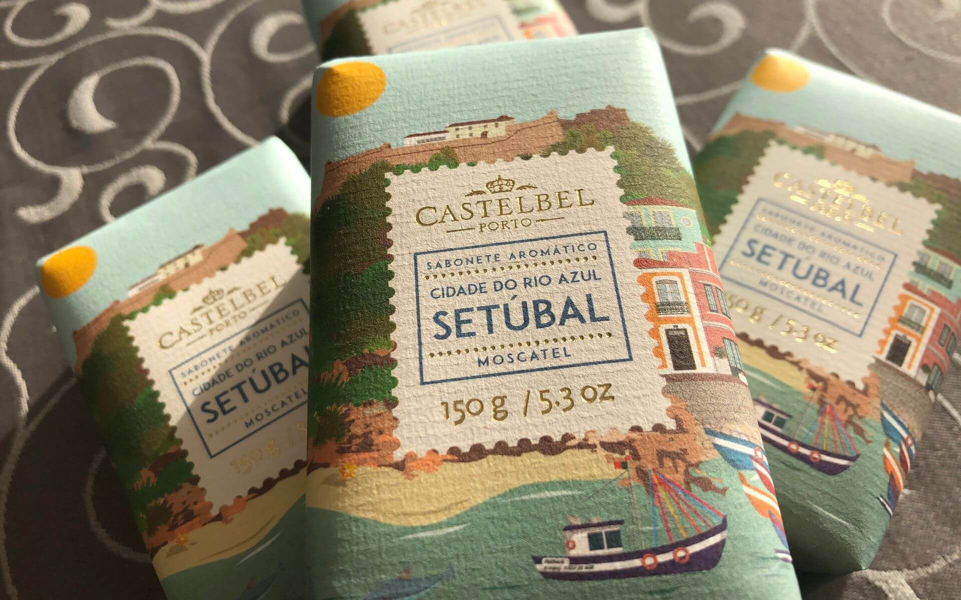 Sabonete Castelbel Setubal