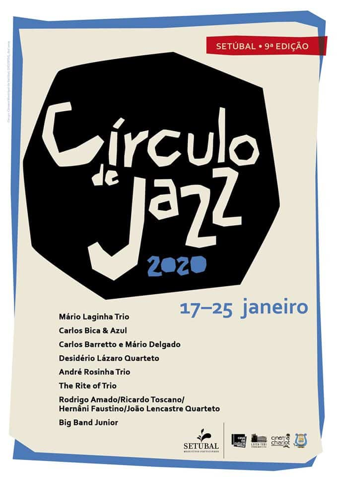 Circulo Jazz Fest Setubal - Cartaz