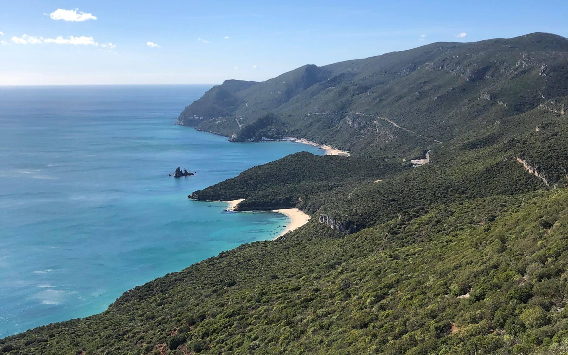 Miradouro Praias - Serra da Arrabida - Setubal